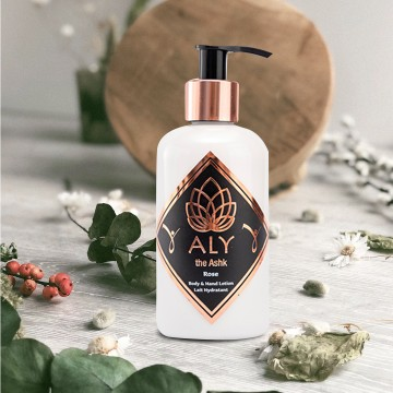 Aly Rose Lotion