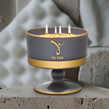 Lux Candle Grey 230 gr