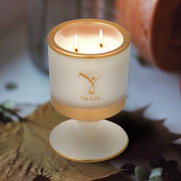 Lux Candle Ecru 160 gr