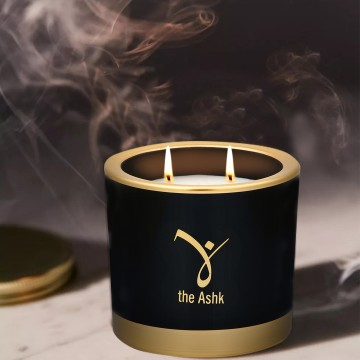 Lux Candle Black 160 gr